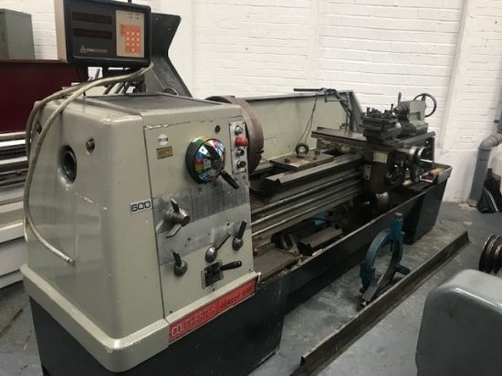 Photo of machine