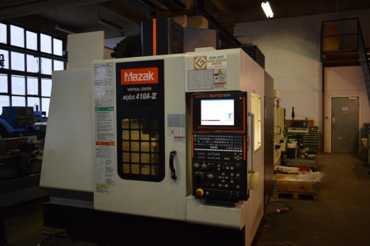 MAZAK NEXUS 410A - II for sale : Machinery-Locator com