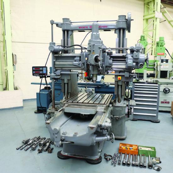 Sip Hydroptic Jig Borer For Sale Machinery Locatorcom