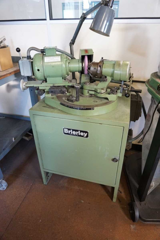 Brierley ZB25 Drill Grinder.............£1,950+vat