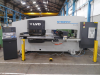 20 Ton, 31 Station CNC Turret Punch, With 3 Auto Index Stations Manufactured 2011.