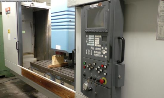 x-travel1660 mm y-travel510 mm z-travel510 mm table surface area2000 x 510 mm spindle taper