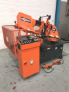 260mm Horizontal Hydraulic Bandsaw. Manufactured 2013