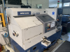 CNC Lathe.  MSC803 2 axis Control.  Collet Chuck, Tailstock, Multifeed Bar Feed and Swarf Conveyor.  Manufactured 1998