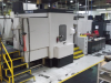 4 Axis Horizontal Machining Centre.  Tosnuc 8 Control - X,Y,Z & Full B Axis.  Twin Pallet 800mm x 800mm. X = 1600mm, Y = 1250mm.  Z = 1200mm.  With selection of tools and back end tooling