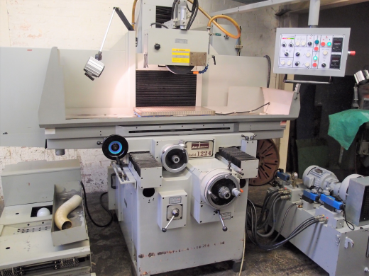 Andmar 1224 Hydraulic Surface Grinder Capacity 710mm x 305mm Electronic Mag Chuck 600mm x 300mm I