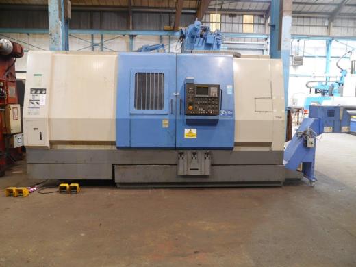 Manufacturer: HYUNDAI Model: HIT460 Location: HOSE Nett weight approx.: 13,700 kgs [Ref: J33300]