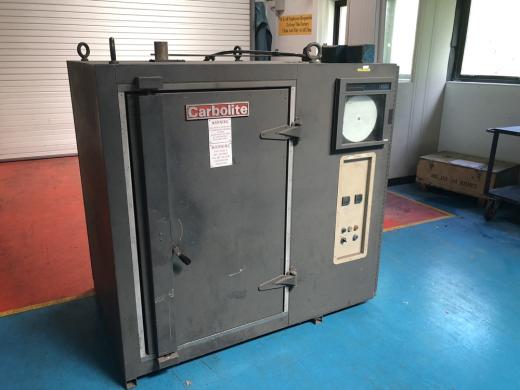 Manufacturer: CARBOLITE Model: LGP6 Location: HOSE Nett weight approx.: 620 kgs [Ref: J33304]