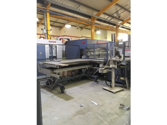 Max bending length 2200mm