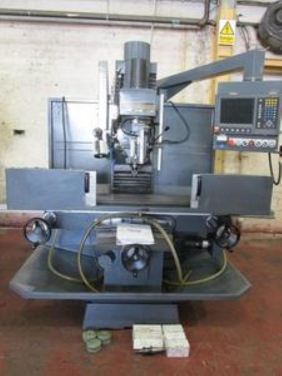Model: SUP6BVS CNC