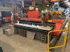 8000mm x 3000mm Plasma Cutter.  With Hypertherm Edge Control and Kemper System 9000 Filter Unit