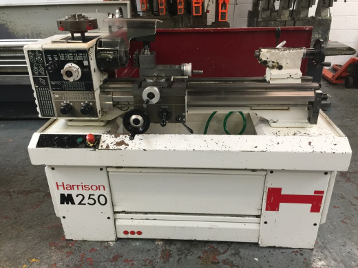 Harrison M250 Centre Lathe