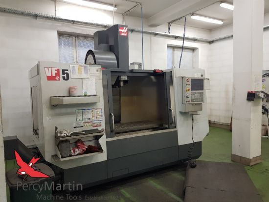Through Spindle Coolant, Coolant, Swing Arm Toolchanger, Swarf Auger