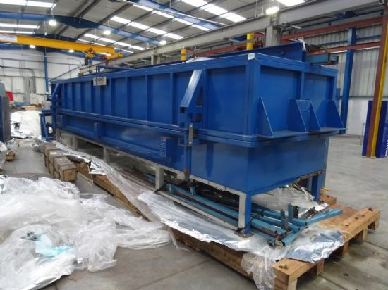 Bodycote have a selection of CNC & Manual machinery, along with various plant equipment avail