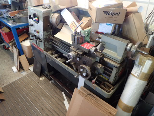 """Colchester Student 1800 x 25"""" Gap Bed Lathe, 1977, s/n 03786, 3 Jaw Chuck, Qctp plus 6 Holders"""