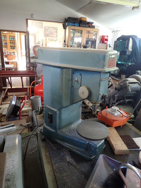 Meddings MB10 High Speed Bench Drill