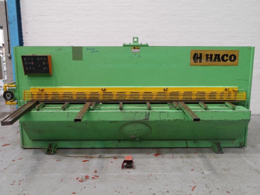 Manufacturer: HACO Model: TS306 [Ref: J33321]