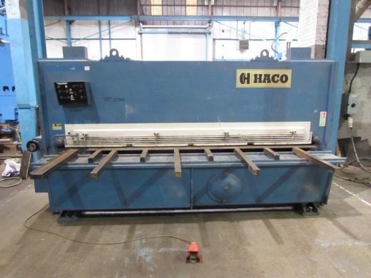 Manufacturer: HACO Model: TS [Ref: J33323]