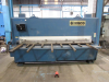3050mm x 13mm Hydraulic Guillotine.