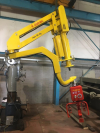 50 Kgs Pneumatic Manipulator/Loading Arm