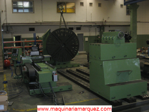 CNC FAGOR 8055 
