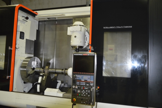 Multitasking CNC Turn/Mill Centre