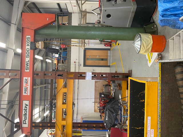 Ariving shortly.............Jib Cranes in Very good condition.Info to follow............