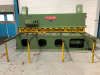 3050mm x 10mm Hydraulic Guillotine
