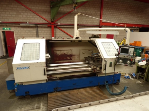 FUKUNO SEIKI 2680 CNC LATHE
