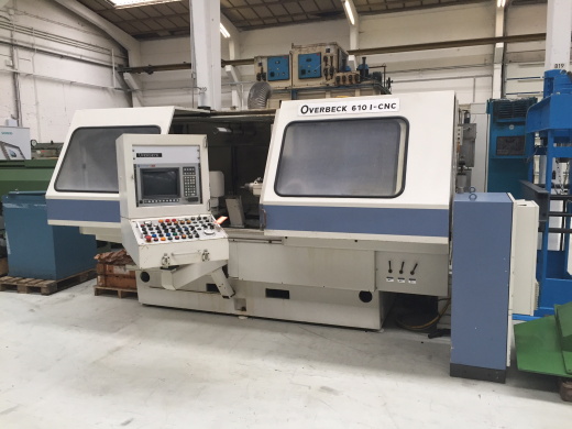 OVERBECK 6101-CNC | CNC INTERNAL GRINDER