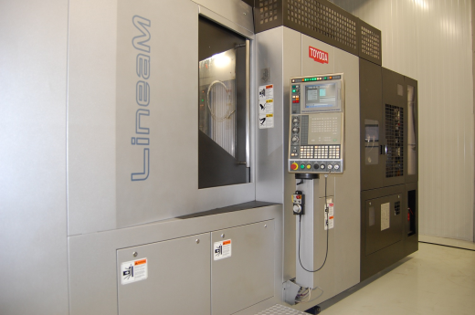 TOYODA LINEAM III | CNC HORIZONTAL MACHINING CENTRE