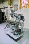 Bridgeport Turret Milling Machine #78257