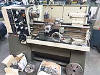 HARRISON VS330TR 13 x 25 STRAIGHT BED CENTRE LATHE