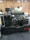HARRISON M390 15 x 30 GAP BED CENTRE LATHE
