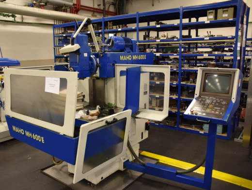 x-travel 600 mm y-travel 400 mm z-travel 400 mm stroke 150 mm table-size 740x445 mm spindle tur