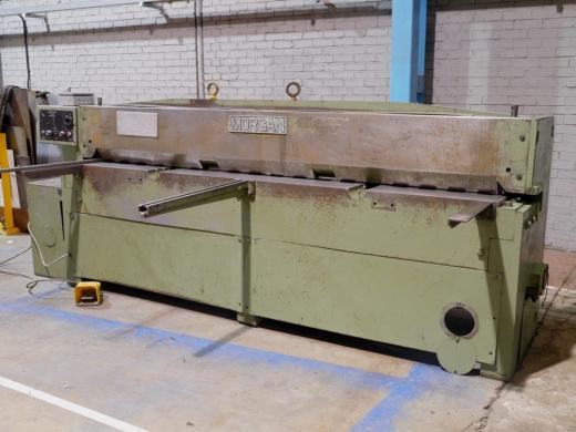 Manufacturer: MORGAN Model:  Location: HOSE Nett weight actual.: 3,290 Kgs / 3.24 Tons. [Ref: 32