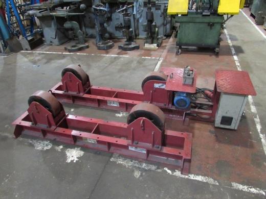 Manufacturer: A & N PLANT Model:  Location: HOSE Nett weight Actual: 410 Kilos. [Ref: J33012]