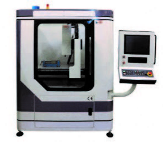 (1) Educator EDU-3M 3-Axis CNC Engraving & Milling Machine 
