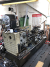 HARRISON M450 450 x 1500mm GAP BED CENTRE LATHE