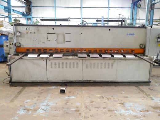 Manufacturer: LVD Model:  [Ref: J33416]
