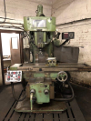 Mostana 6T-13 Heavy Duty Vertical Milling Machine