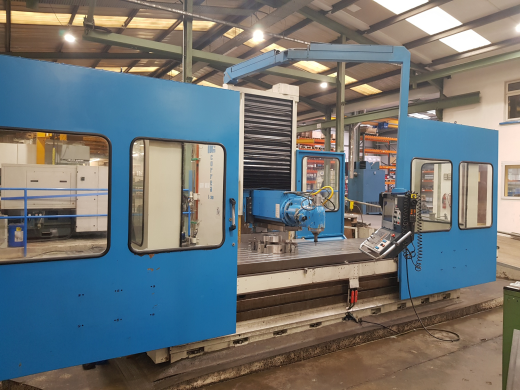 NICOLAS CORREA BED MILL  