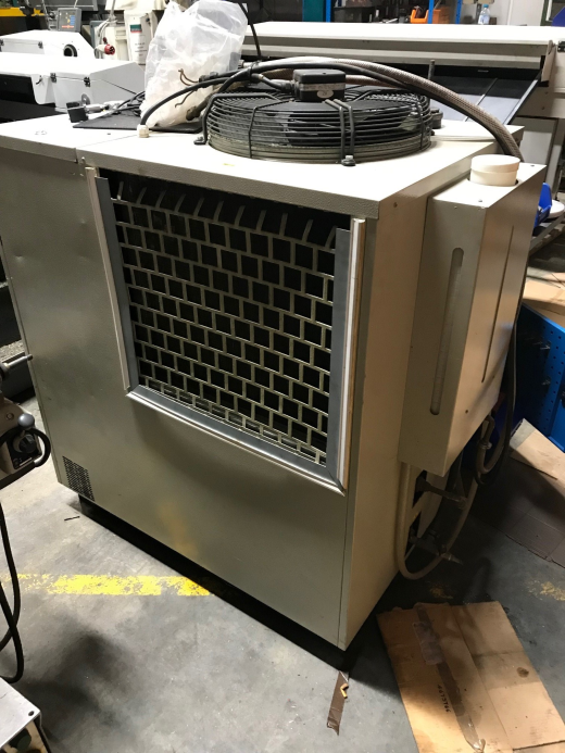"ICS Chiller Unit: Model TAE031, 43"" x 30"" x 54"""