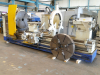 Lathe.  Max turning diameter over saddle 1000mm.  Between Centres 3000mm.  Serial No. BSL 0107