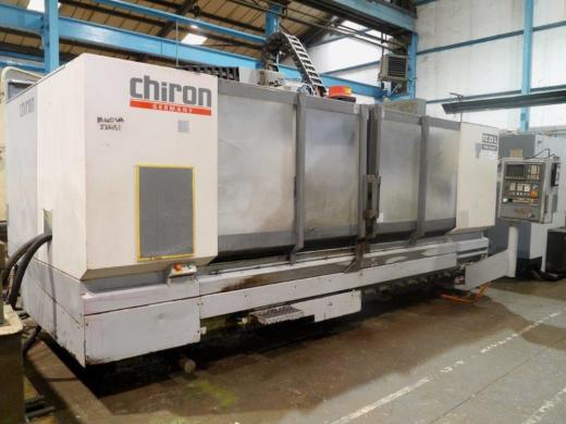 Manufacturer: CHIRON Model: FZ 22L [Ref: J33431]