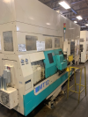 Murata MT12 Opposed Spindle Double Turret Lathe