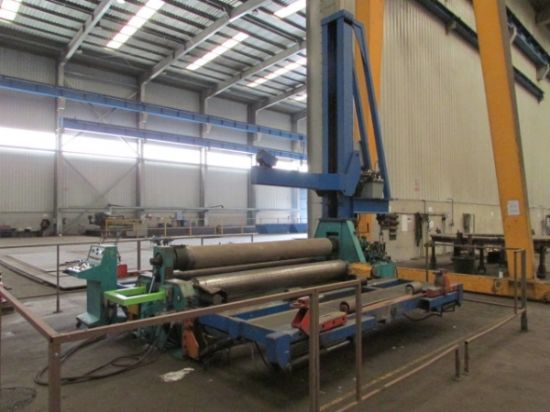 Bending length: 3 000 mm