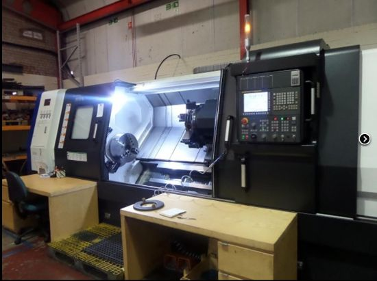 Model: WAI L 400 LMC