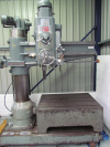 KITCHEN & WALKER MODEL E2 RADIAL ARM DRILL