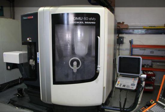 Machine number 15475586624, working range X Y Z 600 x 500 x 500 mm, with HEIDENHAIN ITNC 530 control